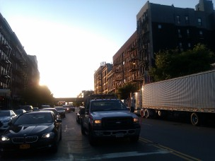 116th street