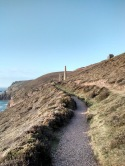 The Road to St Agnes...