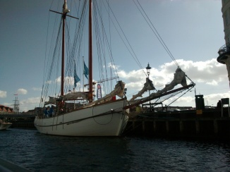How to sail in Copenhagen.