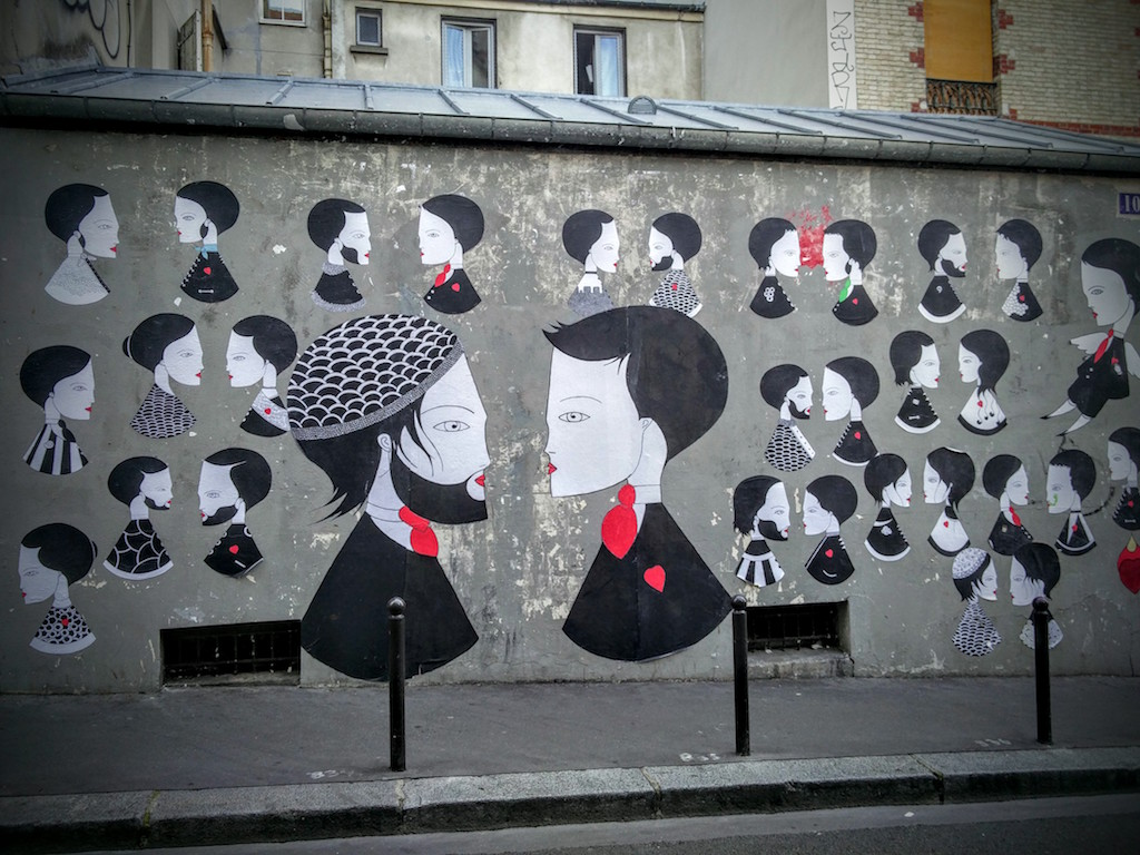 Paris street art