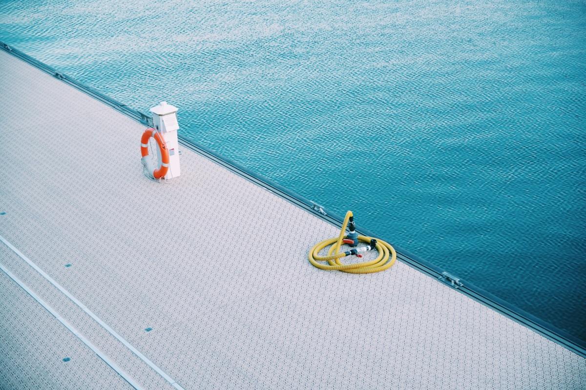 Lifebuoy photo by Stephen Di Donato